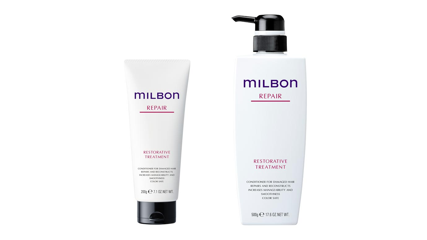 milbon-restorative-treatment